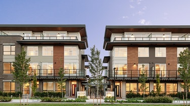 In the coveted Moodyville neighbourhood, Anthem has built another exciting townhome community, Founders Block South