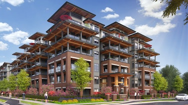 Phase 3 of Cedar Creek condos in sought-after South Burnaby offer unparalleled urban living with Mother Nature's best