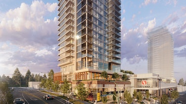 Unobstructed views, functional floor plans in the heart of Austin Heights – welcome to West
