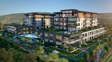A world class living experience awaits at The Residences at Lakeview Village