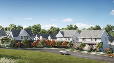 The historic Laval Square in Maillardville will be home to Domus Homes' newest project - Laval