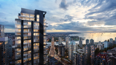 Luxury knows no bounds at 2 Burrard Place Downtown Vancouver