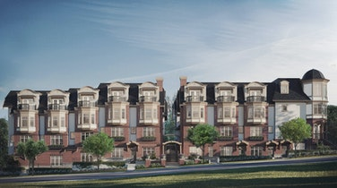 The Victorian-inspired Yukon Residences bordered by Winona Park are setting a benchmark in the Cambie Corridor