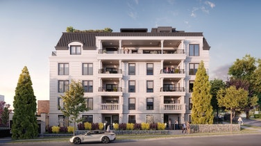 English Bay's signature locale will be home to DIMEX Group's 1289 Nicola – a limited collection of six thoughtfully crafted luxury residences