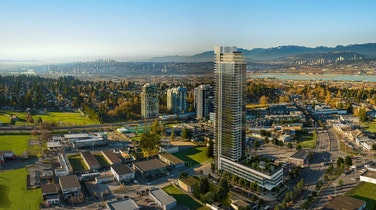 The Grand on King George is Surrey's first luxury hi-rise located in the Historic Whalley District of Surrey. The highly anticipated Grand Opening happens this weekend, July 24 and 25th