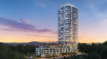 Ledingham McAllister's luxurious new tower, Sydney, is in the heart of West Coquitlam - a connected, vibrant and diverse community