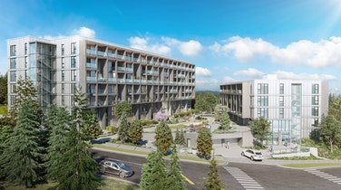 Oslo – thoughtfully intelligently comfortable, healthy homes by design on the South Slope of Burnaby's UniverCity