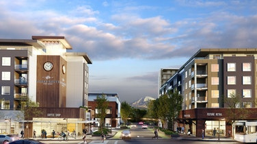 Sales start soon for Aldergrove Town Centre - the first walkable Creekside town centre in Langley's historic Aldergrove.
