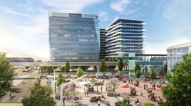 Luxe Lansdowne is part of the exciting renaissance of the new downtown Richmond