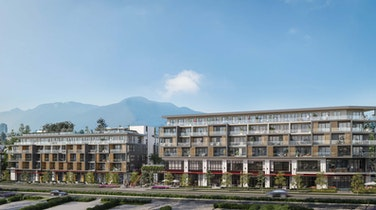 Innova brings much more than beautiful residences to North Vancouver