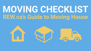 Infographic: Moving Checklist