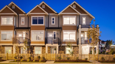 The Walks in Surrey — Townhomes that Pass for Detached Houses