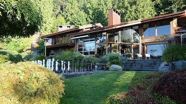 Peek Inside Herschel Supply Co-Founder's North Vancouver Home