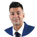Raja Grewal PREC*, Real Estate Agent