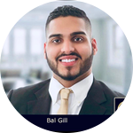 Bal Gill, Real Estate Agent