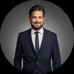 Colin Cuccione, Real Estate Agent