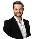 Paul Cluff, Real Estate Agent