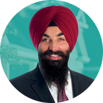 Baljit Sandhu, Real Estate Agent