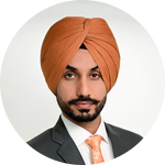 Kartar Dhillon, Real Estate Agent