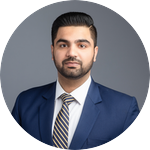 Muneeb Ahmad, Real Estate Agent