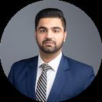 Muneeb Ahmad, Real Estate Agent