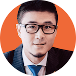 Daniel Chen, Real Estate Agent