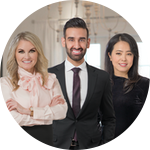 TEAM MCKNIGHT Louise McKnight PREC*, Ryan Sidhu, Leslie Zhao PREC* PREC*, Real Estate Agent