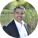 Vipin Bajpai, Real Estate Agent