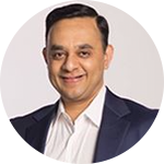 Vikas Anand, Real Estate Agent
