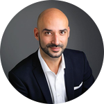 Moe Pourtaghi, Real Estate Agent