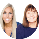 Joni and Gail Selmes and Brachat, Real Estate Agent