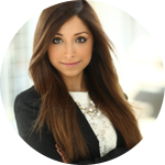 Ghazaleh Tehrani, Real Estate Agent