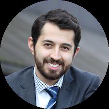 Jorge Cabrera, Real Estate Agent