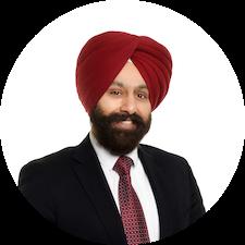 Sukhwinder Vij, Real Estate Agent