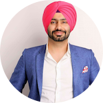 Mandeep Sadioura, Real Estate Agent