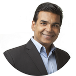 Larry Persaud, Real Estate Agent