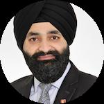 Navneet Singh Bhasin, Real Estate Agent
