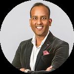 Kush Gupta, Real Estate Agent
