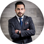 Nima Khadem, Real Estate Agent