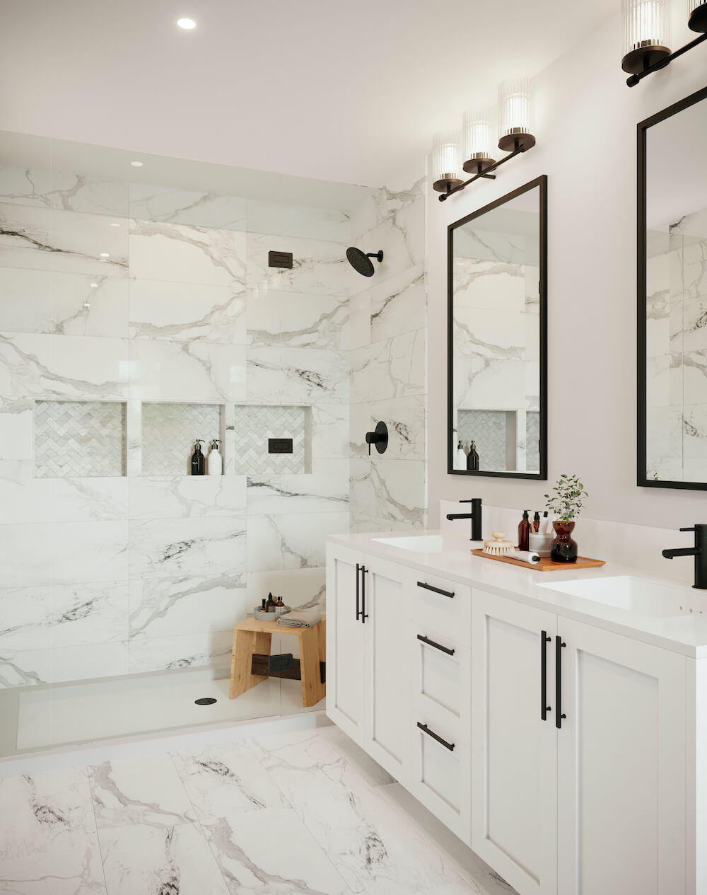 The Robinsons Ensuite