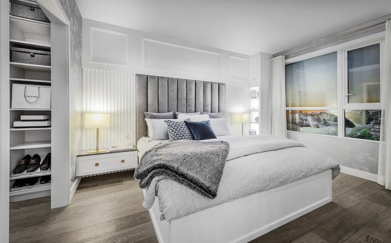 Park W29 - Bedroom