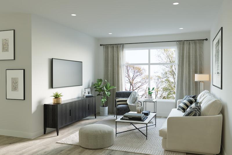 Foundry - Living Room Dark Scheme