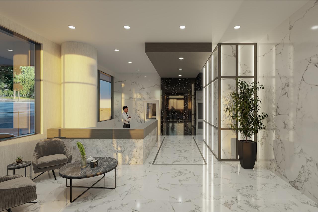 The Grand - Lobby