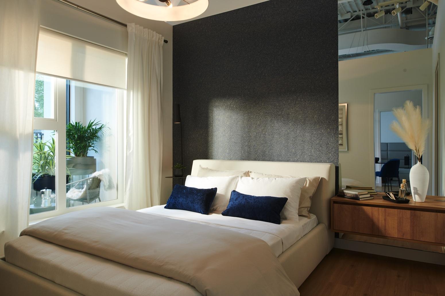 District - Bedroom