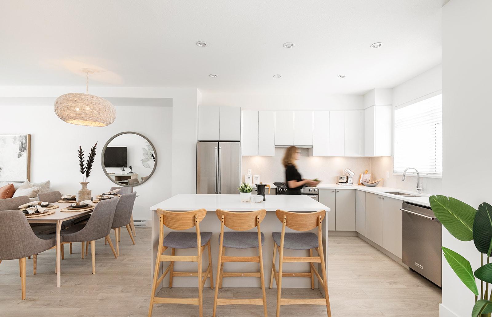 The Boroughs - Kitchen