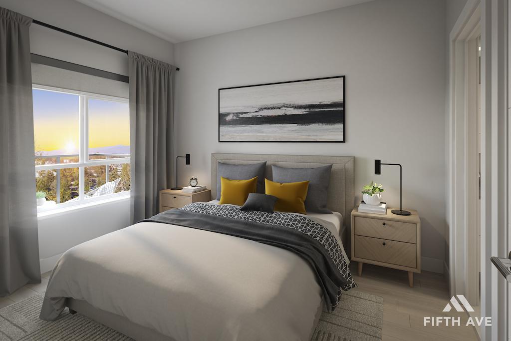 Prosper - Master Bedroom