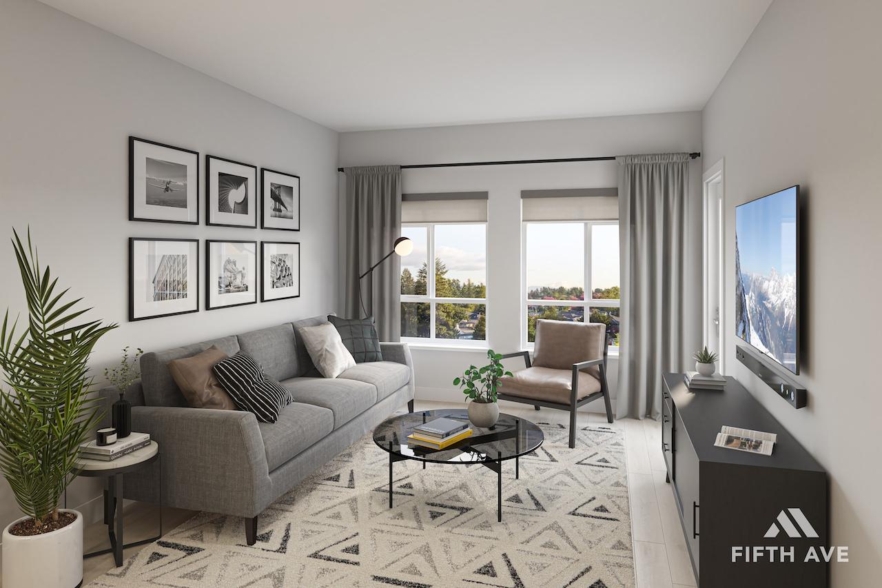 Prosper - Living Room