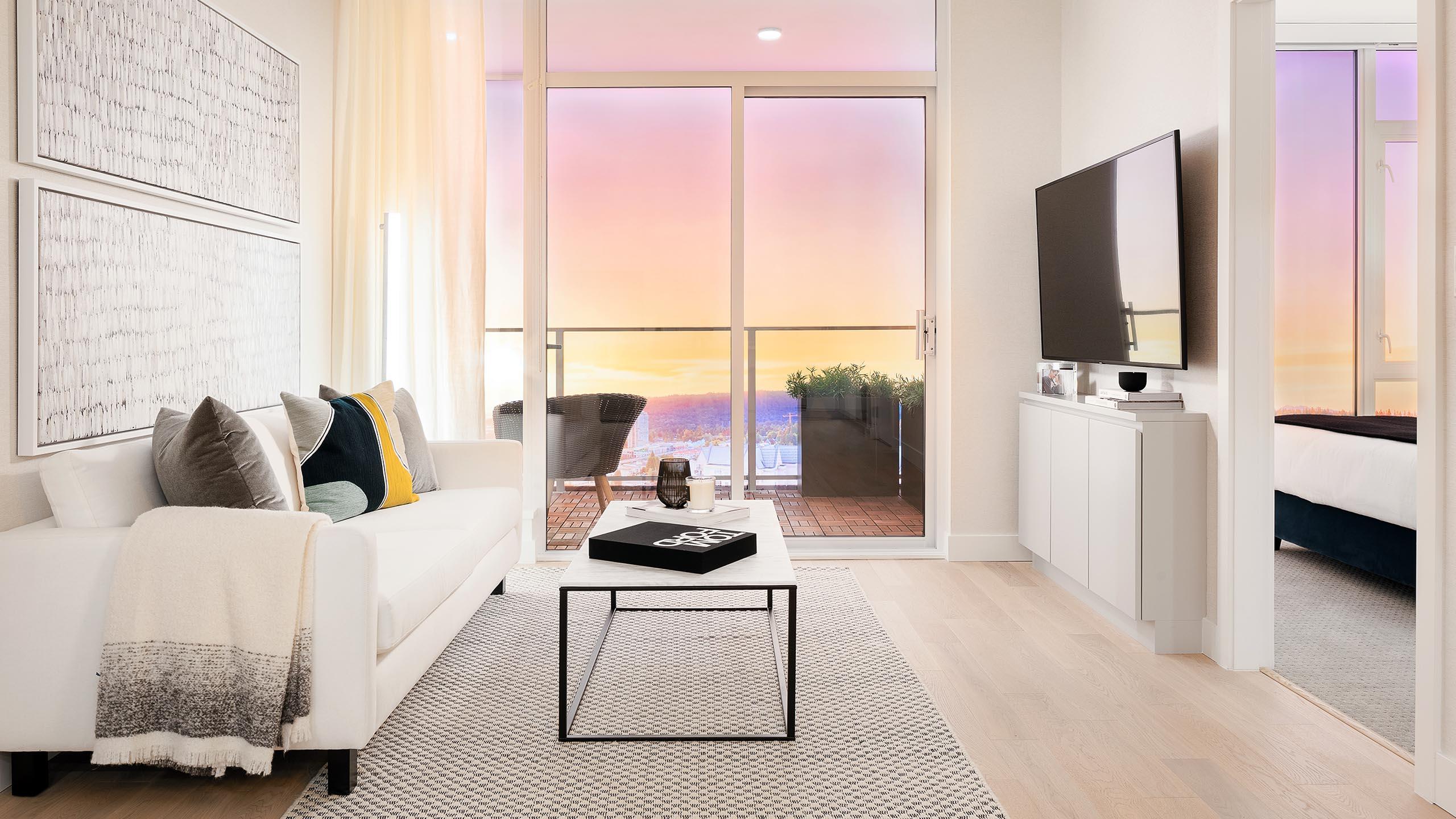 Sydney - Living Room