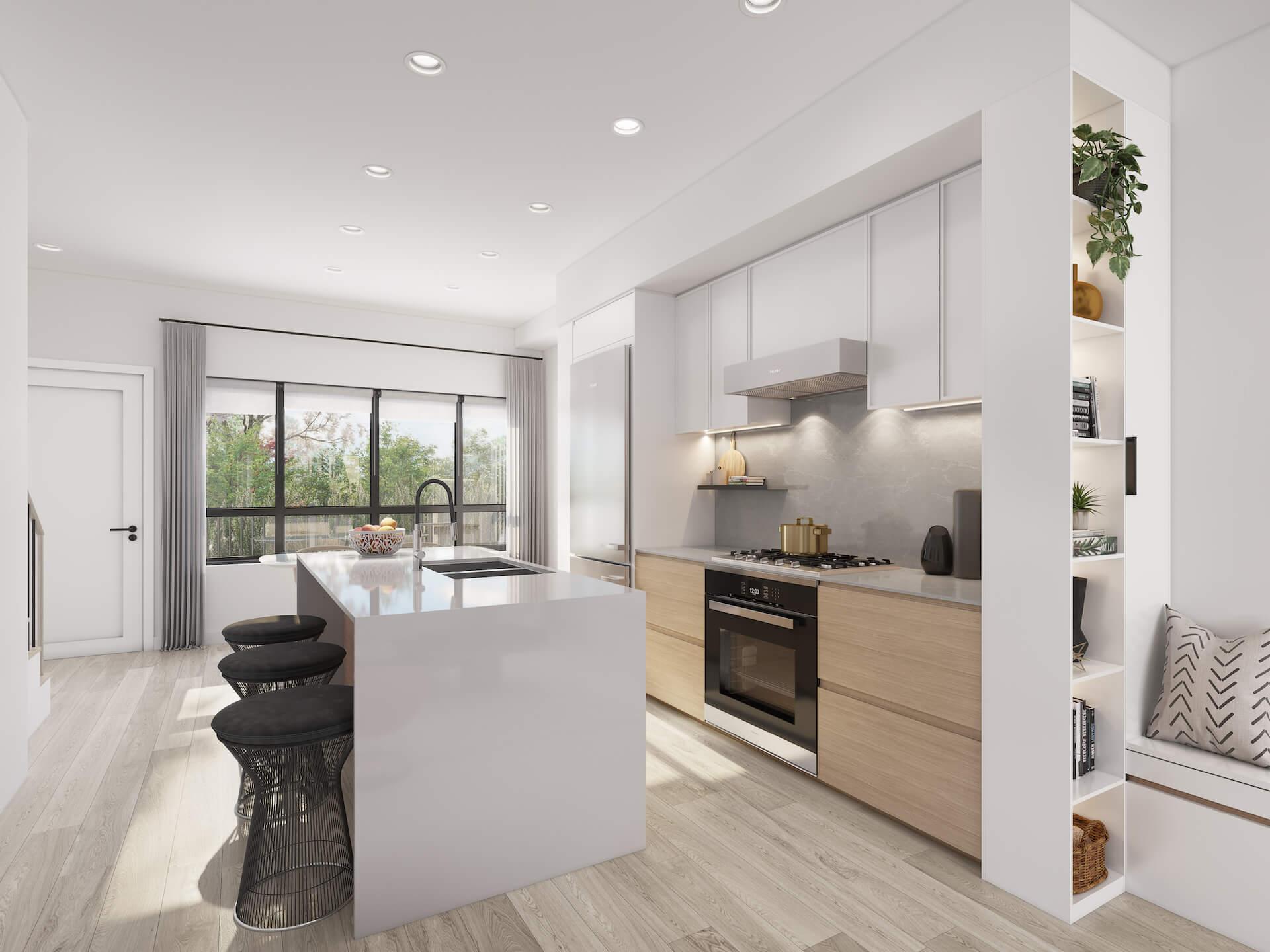 Lilibet - Kitchen