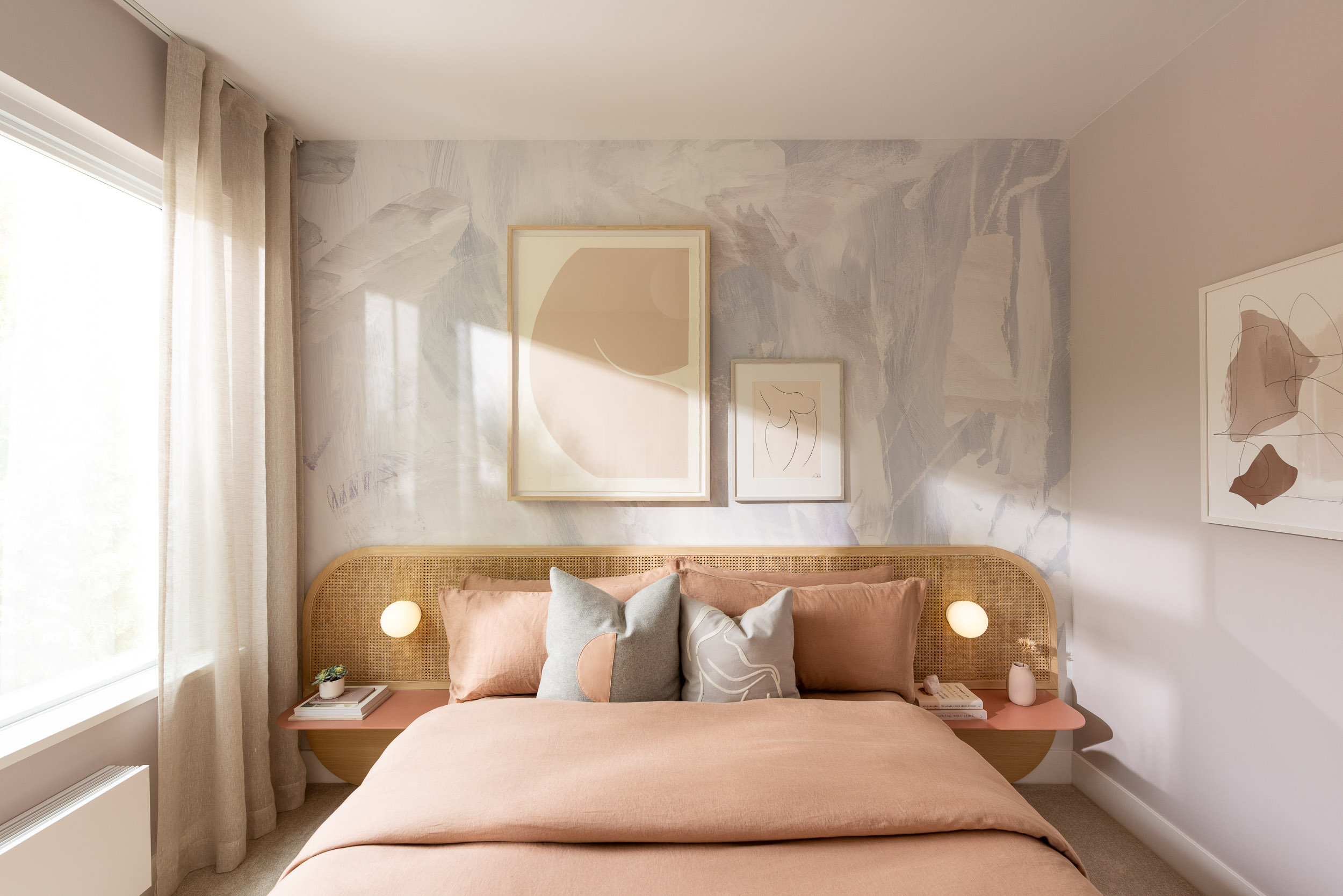 Hamilton - Bedroom